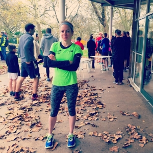Nervous before my first parkrun post injury