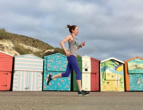 Running on holiday: you don't have to
