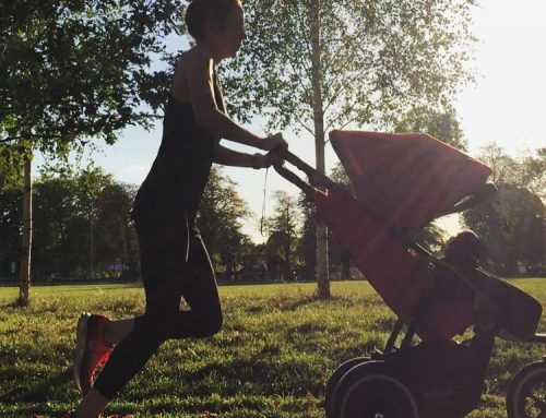 Running after pregnancy: the first year