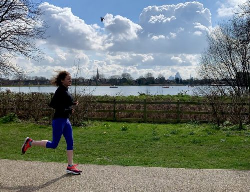 Marathon number 17 – keeping going