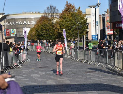 Luton Half Marathon – the surprise race of 2019