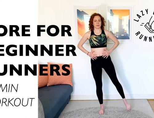 Core Strength for Beginner Runners