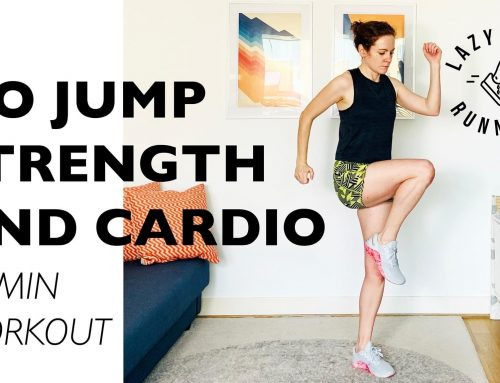 30-minute Low-Impact No Jump Workout