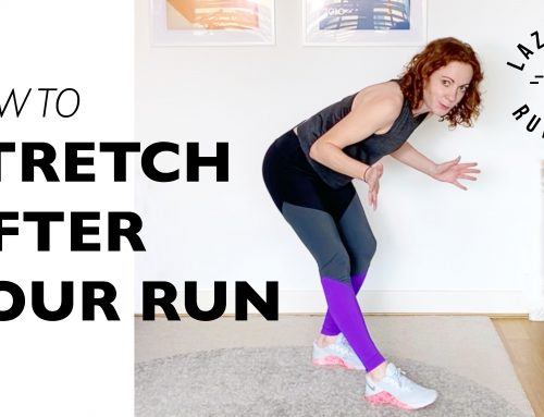 How to Stretch After a Run