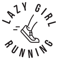 Lazy Girl Running Logo