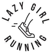Lazy Girl Running Logo